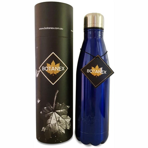 BOTANEX  |  Premium Insulated Bottle - Gloss Aquamarine