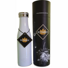 Load image into Gallery viewer, White Pastel Insulated Bottle with packaging