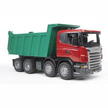 Load image into Gallery viewer, BRUDER Scania R-Series Tipper Truck 1:16