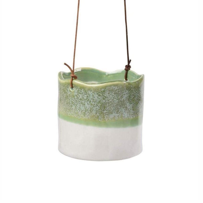 BURGON & BALL | Hanging Plant Pot - 'Wave'