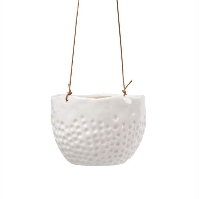 BURGON & BALL | Hanging Plant Pot - 'Dot'
