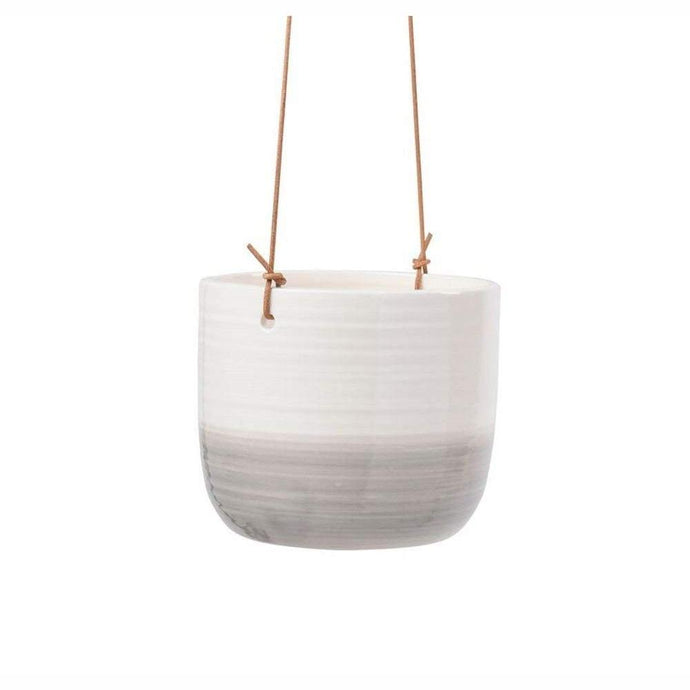 BURGON & BALL | Hanging Plant Pot - 'Ripple'