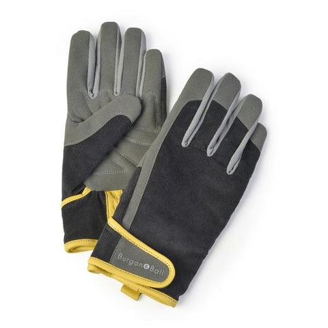 BURGON & BALL  |  Dig the Glove - Slate Corduroy M/L