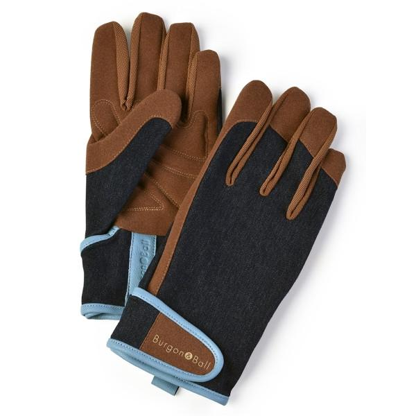 BURGON & BALL  |  Dig the Glove - Denim M/L