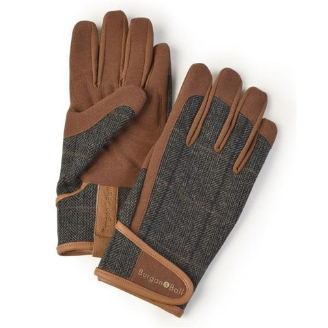 BURGON & BALL  |  Dig the Glove - Tweed L/XL