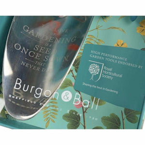 BURGON & BALL  |  Flora & Fauna Gift Set - Trowel and Secateurs feature