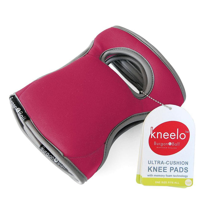 BURGON & BALL | Kneelo® Gardening Knee Pad - Pair - Berry