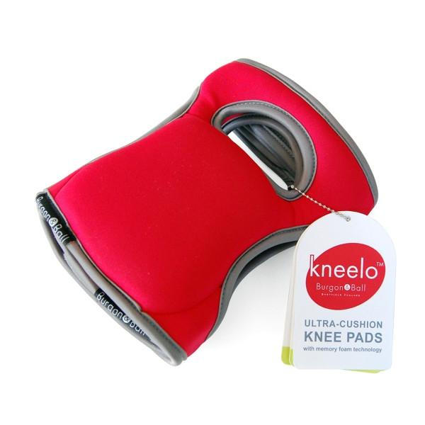 BURGON & BALL | Kneelo® Gardening Knee Pad - Pair - Poppy