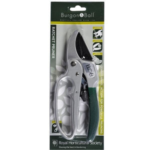 BURGON & BALL | Ratchet Pruner - RHS Endorsed