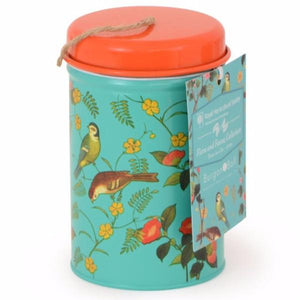 BURGON & BALL  |  Flora & Fauna Twine in a Tin with Tag