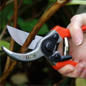 BURGON & BALL | Secateurs - Bypass ( includes replacement blade and spare spring)