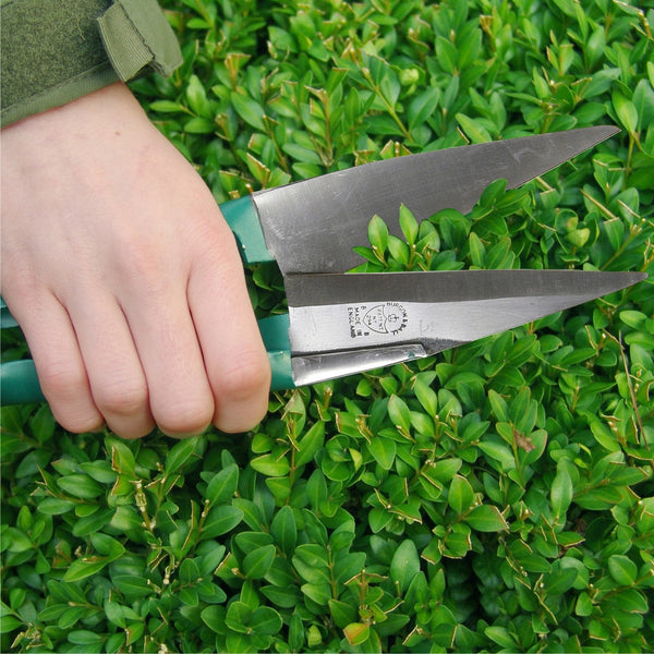 BURGON & BALL  |  Topiary Trimming Shears - Large in use