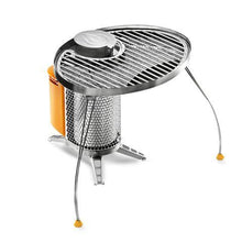Load image into Gallery viewer, BIOLITE CampStove with portable grill