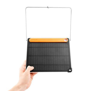 BIOLITE SolarPanel 5+ size comparisation