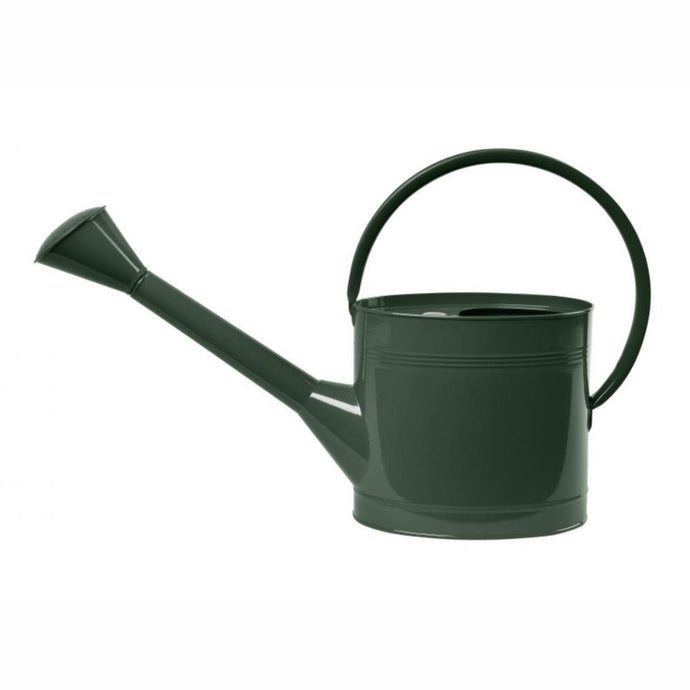 BURGON & BALL | 5 Litre Waterfall Plant Watering Can - British Racing Green