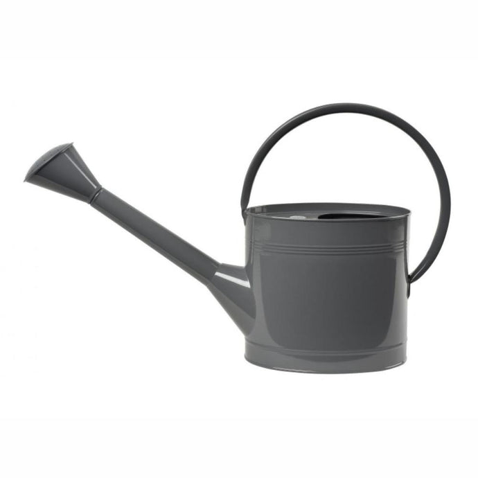 BURGON & BALL | 5 Litre Waterfall Plant Watering Can - Slate