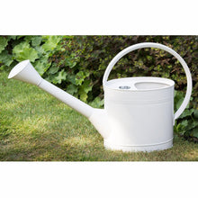 Load image into Gallery viewer, BURGON & BALL | 5 Litre Waterfall Plant Watering Can - Stone