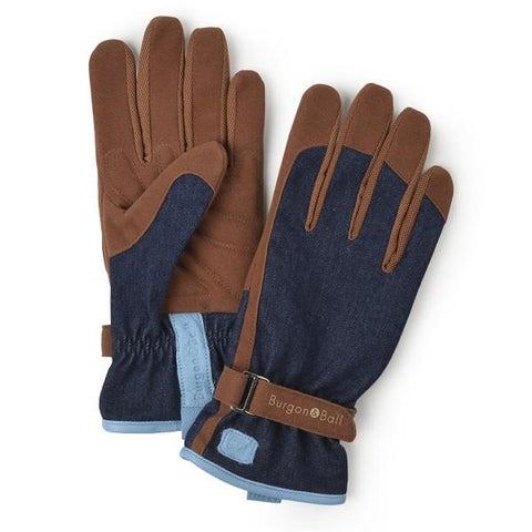 BURGON & BALL  |  Love the Glove - Denim M/L