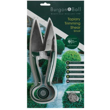 Load image into Gallery viewer, BURGON & BALL | Topiary Garden Trimming Shears - Small