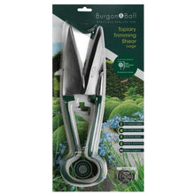 Load image into Gallery viewer, BURGON & BALL  |  Topiary Trimming Shears - Large