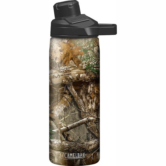 CAMELBAK | CHUTE MAG 20oz 0.6L Bottle Insulated Stainless Steel - RealTree Edge