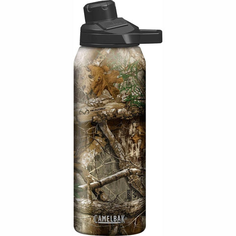 CAMELBAK | CHUTE® MAG 32oz 1L Bottle Insulated Stainless Steel - RealTree Edge
