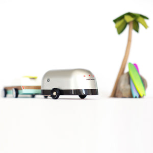 CANDYLAB | Airstream Toy Caravan Wooden Toy