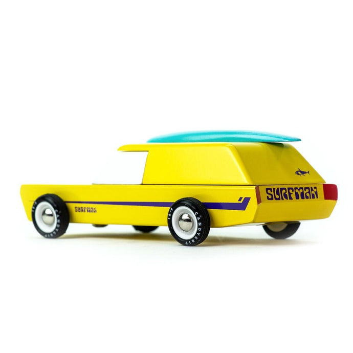 CANDYLAB | Surfman Wooden Toy Car