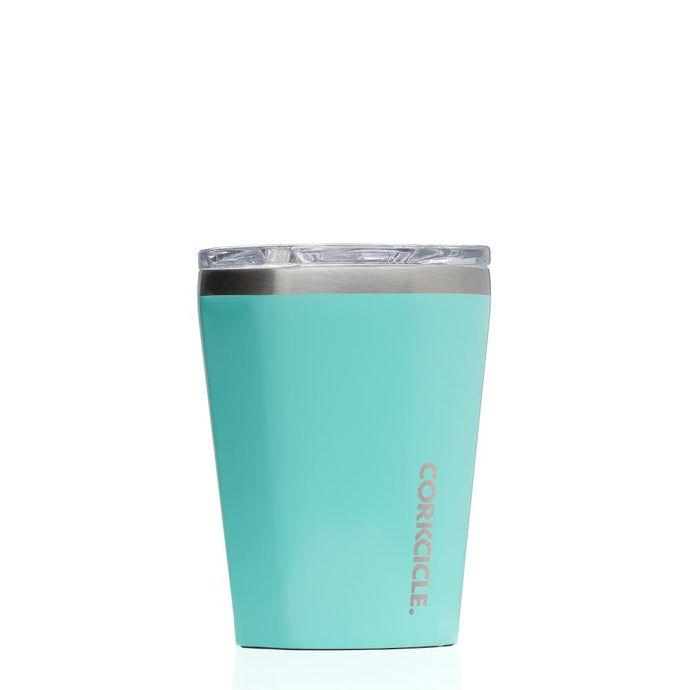 CORKCICLE | Stainless Steel Insulated Tumbler 12oz Turquoise
