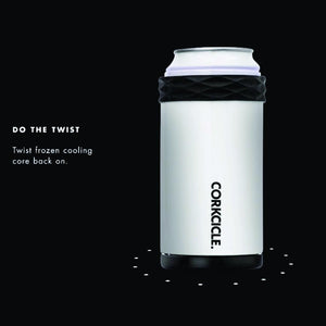CORKCICLE | Arctican 375ml Can Insulated Cooler - White