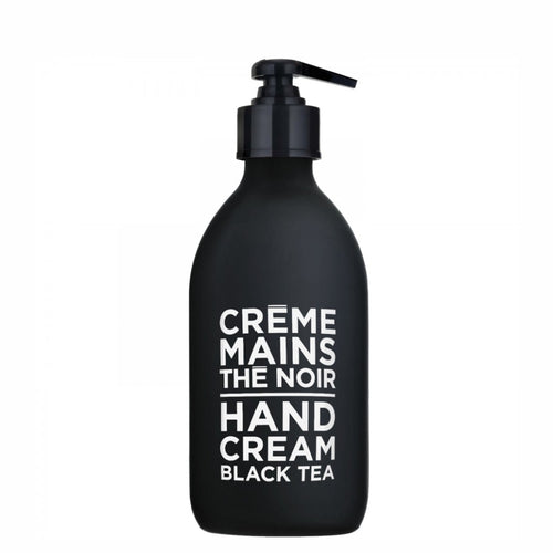 COMPAGNIE DE PROVENCE |  Hand Cream 300ml - Black Tea