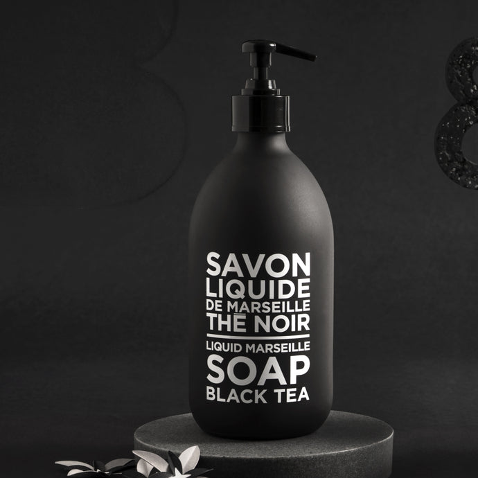 COMPAGNIE DE PROVENCE | Liquid Soap 500ml - Black Tea