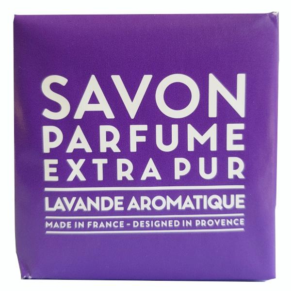 COMPAGNIE DE PROVENCE | Extra Pur Paper Wrap Soap, 100gm - Aromatic Lavender