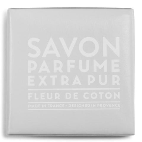 COMPAGNIE DE PROVENCE | Extra Pur Paper Wrap Soap, 100gm - Cotton Flower