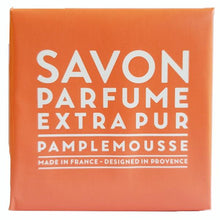 Load image into Gallery viewer, COMPAGNIE DE PROVENCE | Extra Pur Paper Wrap Soap, 100gm - Pink Grapefruit
