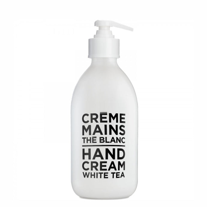 COMPAGNIE DE PROVENCE |  Hand Cream 300ml - White Tea