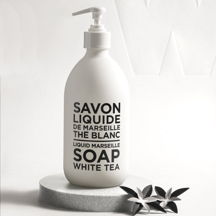 COMPAGNIE DE PROVENCE | Liquid Soap 500ml - White Tea