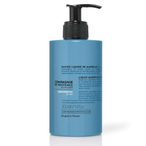 COMPAGNIE DE PROVENCE | Grooming for Men Liquid Soap, 300ml