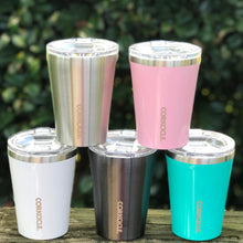 Load image into Gallery viewer, CORKCICLE | Stainless Steel Insulated Tumbler 12oz Rose Quartz