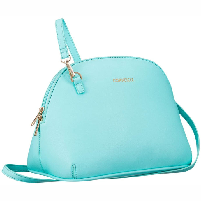 CORKCICLE | ADAIR Crossbody Insulated Lunch Bag/Box - Turquoise