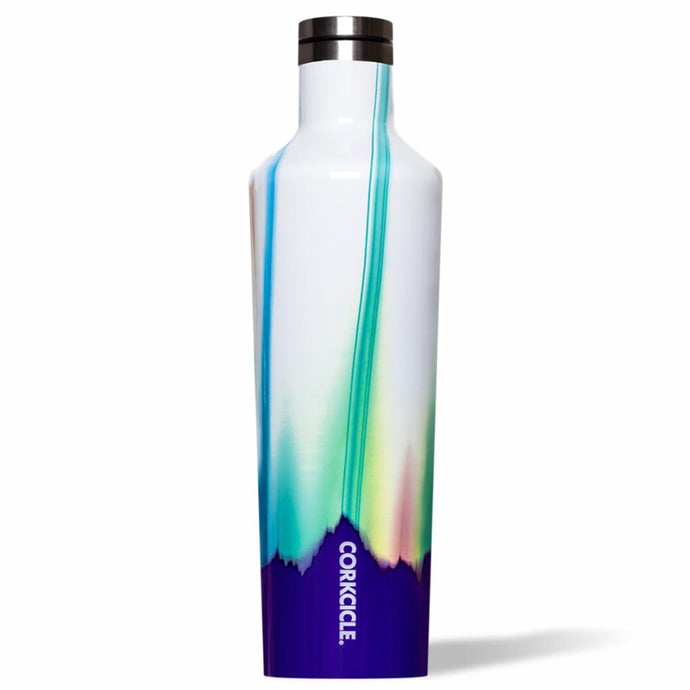 CORKCICLE | *Exclusive* Stainless Steel Insulated Canteen 25oz (740ml) - Aurora