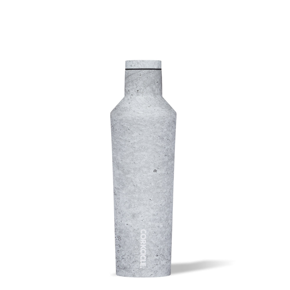 CORKCICLE | Stainless Steel Insulated Canteen 16oz (470ml) - Concrete