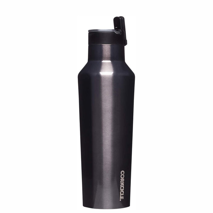 CORKCICLE | Insulated Sport Canteen Bottle 20oz (590ml) - Gunmetal