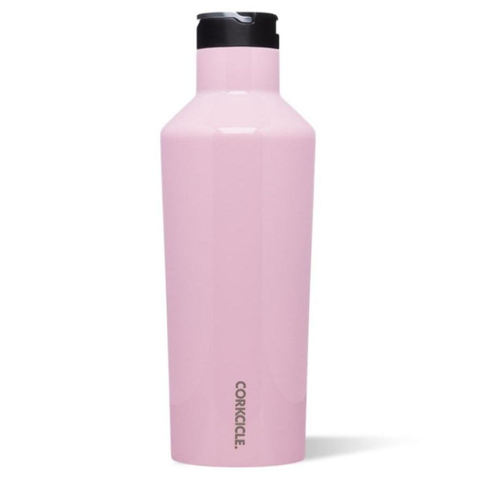 CORKCICLE | Sport Canteen 40oz (1.2L) - Rose Quartz
