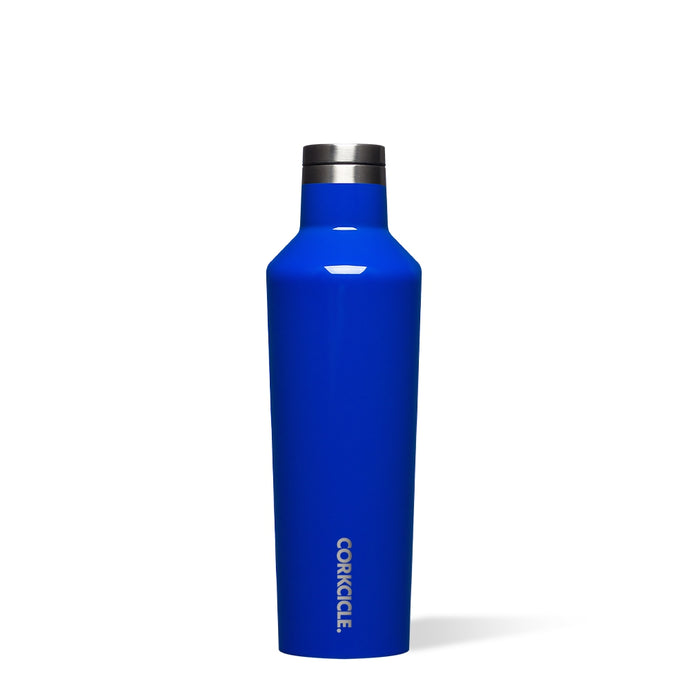 CORKCICLE | Stainless Steel Insulated Canteen 16oz (470ml) - Gloss Cobalt