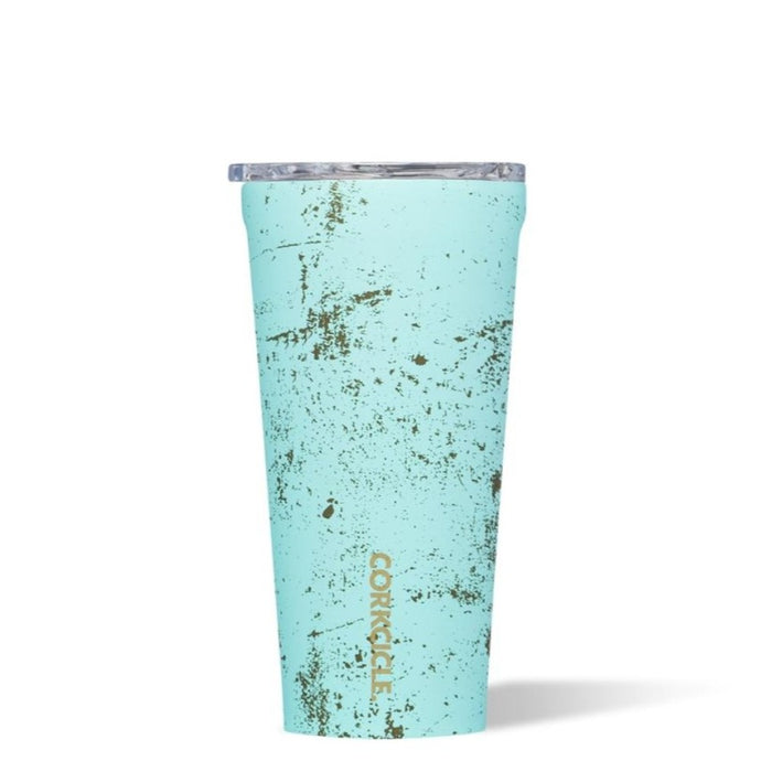 CORKCICLE | Stainless Steel Insulated Tumbler 16oz - Bali Blue