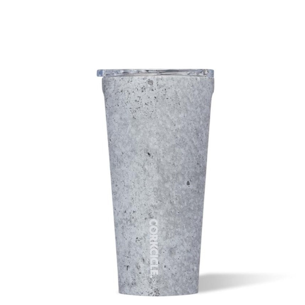 CORKCICLE | Stainless Steel Insulated Tumbler 16oz - Concrete