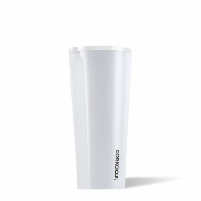 CORKCICLE |  Stainless Steel Insulated Tumbler 16oz (470ml) - Dipped Modernist White