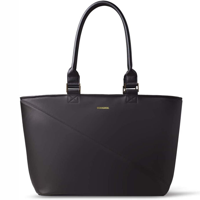 CORKCICLE | Virginia Insulated Tote Cooler Bag - Black