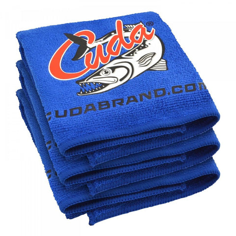 CUDA | Microfibre Towel, Pack of 3 - 18217